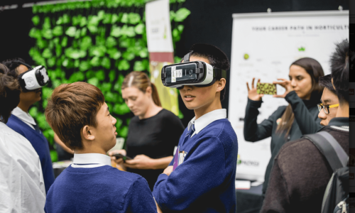 New look Tauranga Careers Expo encourages young people to design their future