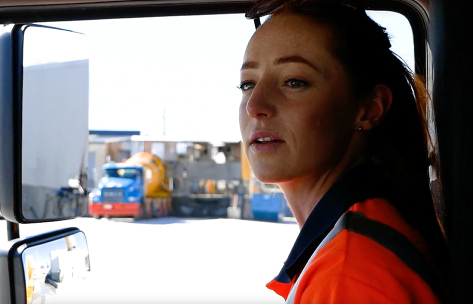 Interested in a career in Freight and Logistics? There's some great videos here