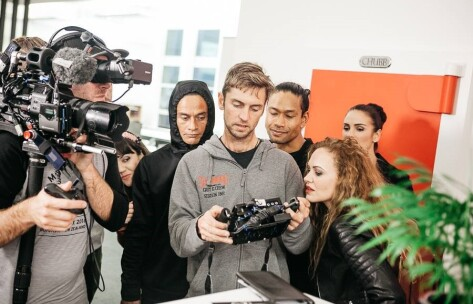 Want to work in the film industry? we talk to BOP Film CEO Anton about just that
